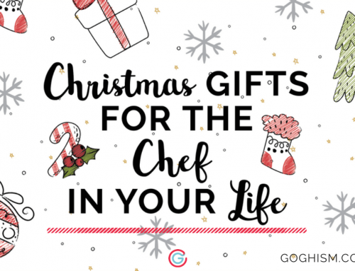 Christmas Gifts for the Chef in Your Life 2017