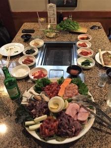 korea garden restaurant best korean bbq in houston
