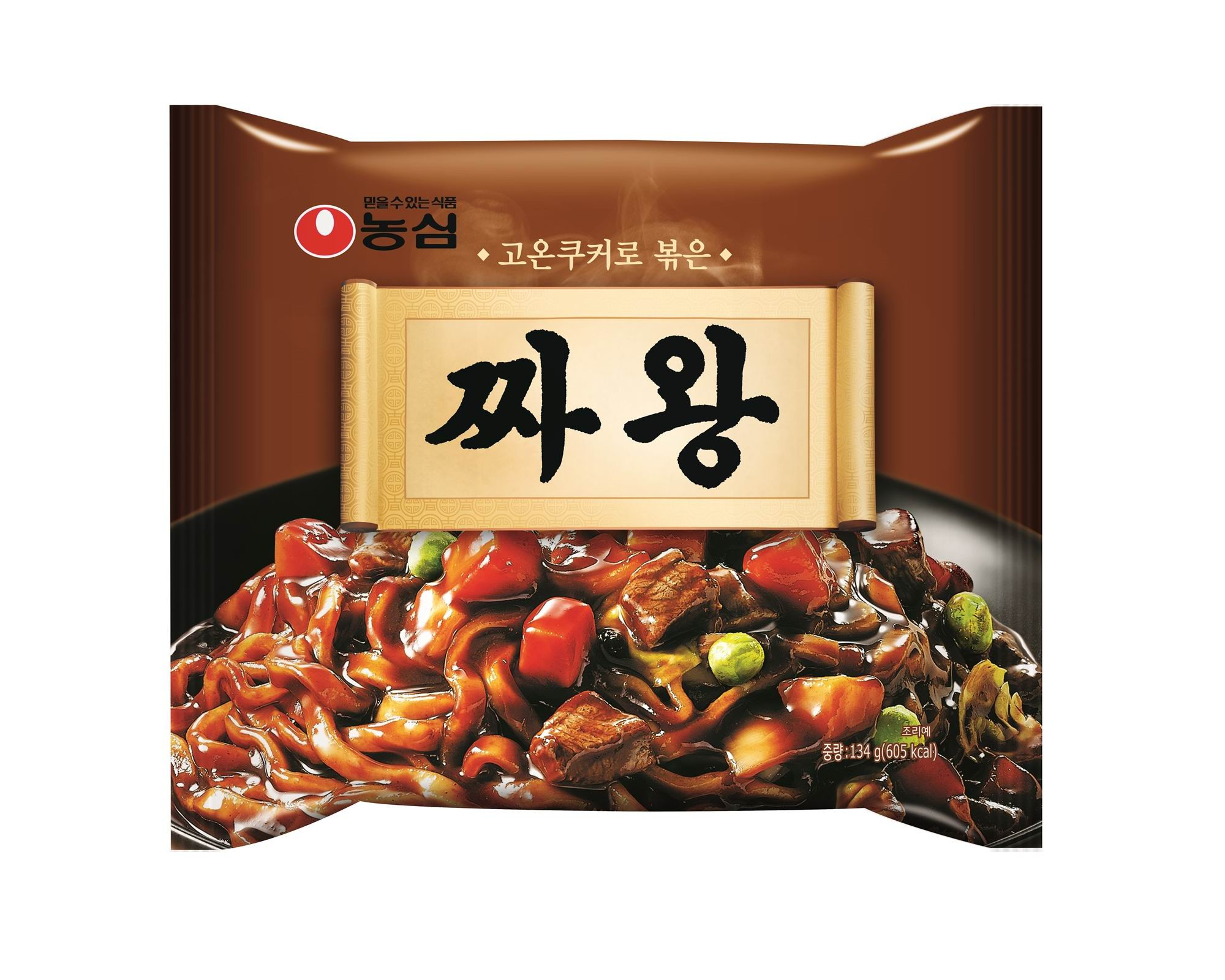 Nongshim Zha Wang best instant jjajangmyeon other competitors tested