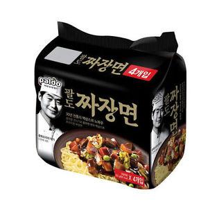 Paldo Premium Jjajangmen runner up best instant jjajangmyeon