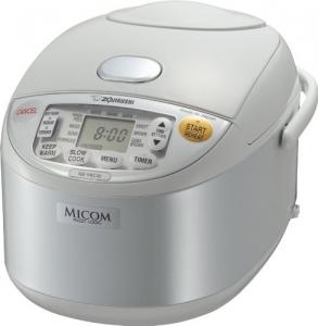 Zojirushi NS-YAC10 medium rice cooker