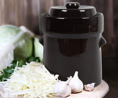 best kimchi container kenley fermentation crock jar