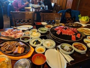 yechon korean bbq 3rd best korean bbq near washington dc