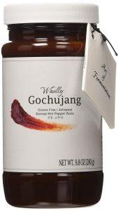 Best Gochujang Brand - Crazy Korean Cooking - Wholly Gochujang, Premium Gluten-free Vegan Unpasteurized Artisanal