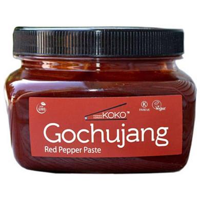 Best Gochujang Brand - Koko Gochujang (Fermented Hot Pepper Paste) Certified Kosher