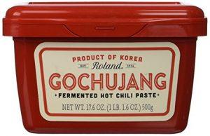 Best Gochujang Brand - Roland Fermented Hot Chili Paste, Gochujang