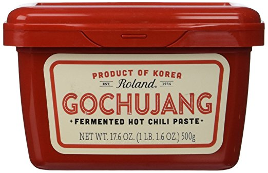 Best Gochujang Brand - Roland Fermented Hot Chili Paste, Gochujang