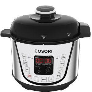 Best Induction Rice Cooker - COSORI Mini 2.1 Qt 7-in-1 Multi-Functional Programmable Pressure Cooker