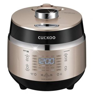 Best Induction Rice Cooker - Cuckoo Electric Induction Heating Rice Pressure Cooker