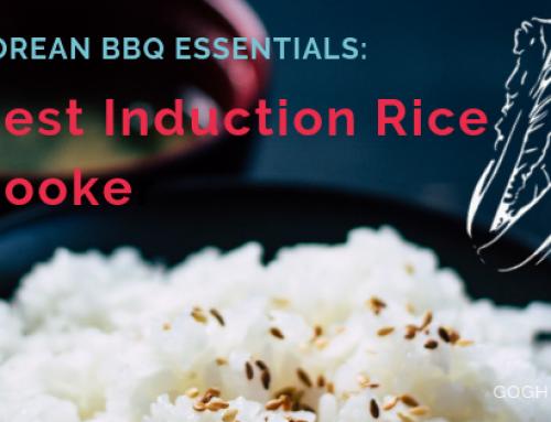 Korean BBQ Essentials: Best Induction Rice Cooker