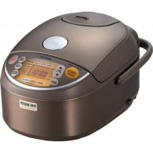 Best Induction Rice Cooker - Zojirushi Induction Heating Pressure Rice Cooker NP-NVC10
