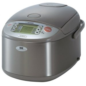 Best Induction Rice Cooker - Zojirushi NP-HBC18 10-Cup Rice Cooker and Warmer with Induction Heating System