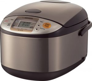 Best Induction Rice Cooker - Zojirushi NS-TSC18 Micom Rice Cooker and Warmer